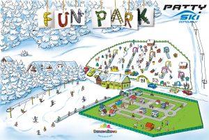 Funpark mapa